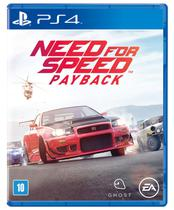 Game Need For Speed - Payback - PS4 - Ea games