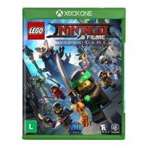 Game Ninjago O Filme Videogame - Xbox One -