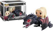 Game of Thrones - Daenerys Targaryen and Drogon 15 Funko Pop Rides -
