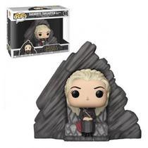 Game of Thrones - Daenerys Targaryen on DragonStone Throne 63 Funko Pop -