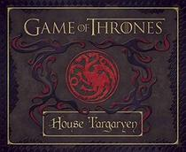 Game Of Thrones - House Targaryen Deluxe Stationery Set - Insight editions