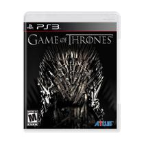 Game of Thrones  - Ps3 - Atlus