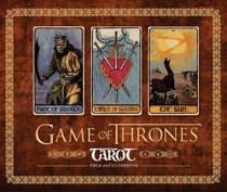 Game Of Thrones Tarot - Deck And Guidebook - Chronicle books