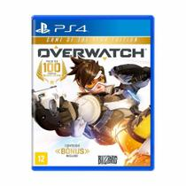 Game overwatch goty - ps4 - Blizzard