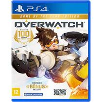 Game Overwatch - PS4 - Blizzard