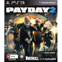 Game Payday 2 - PS3 - Playstation