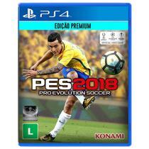 Game PES 18 para PS4 - Konami