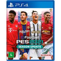 Game Pes 2021 - Pro Evolution Soccer 21 - Dublado em português - PS4 - Konami
