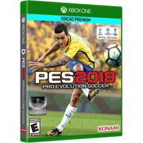 Game PES Pro Evolution Soccer  2018 - Xbox One - Microsoft