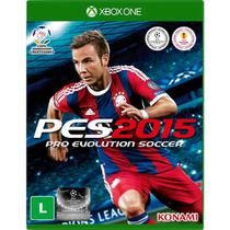 Game - Pro Evolution Soccer 2015 - Xbox One - Games