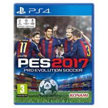 Game Pro Evolution Soccer 2017 - PS4 - Konami