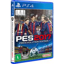 Game - Pro Evolution Soccer 2017 - PS4 -