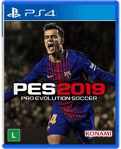 Game Pro Evolution Soccer 2019 - PS4 - Konami