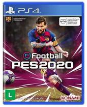 Game Pro Evolution Soccer eFootball Pes 2020 Ps4 - Konami