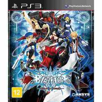 Game Ps3 Blazeblue Calamity Trigger - Aksys games