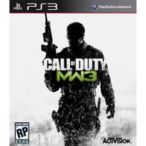Game PS3 Call Of Duty Modern Warfare 3 - Activision
