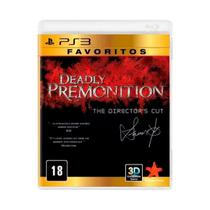 Game PS3 Deadly Premonition - Rising stargames
