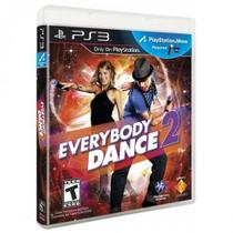 Game Ps3 Everybody Dance 2 - Sony