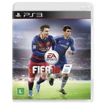 Game Ps3 Fifa 16 - Sony