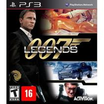 Game Ps3 James Bond 007 Legends - Sony