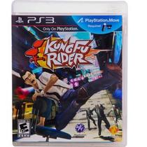 Game Ps3 Kung Fu Rider - Sony
