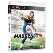 Game Ps3 Madden Nfl 15 - Sony