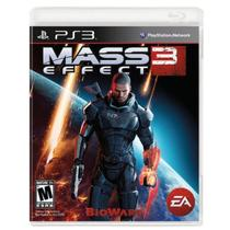 Game Ps3 - Mass Effect 3 - Ea games