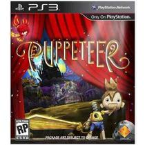 Game Ps3  Puppeteer - Sony computer