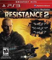 Game PS3 Resistance 2 - Sony