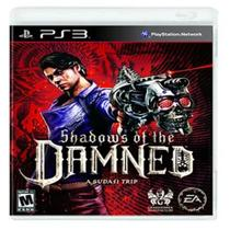 Game Ps3 Shadows Of The Damned - Sony