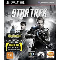 Game Ps3 Star Trek + Dlc Elite Officer Pack - Sony