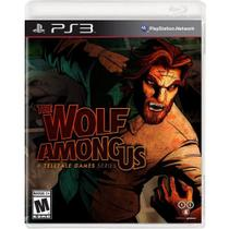 Game Ps3 The Wolf Among Us - Sony
