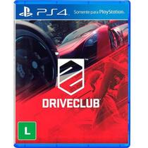 Game Ps4 Driveclub - Sony