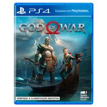 Game PS4 God Of War - Sony