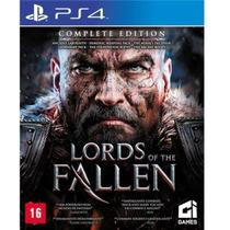 Game Ps4 Lords Of The Fallen: Complete Edition - Ci games
