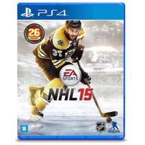 Game Ps4 Nhl 15 - Original - Novo - Lacrado - Nhl pa