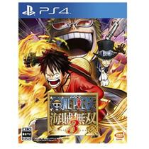 Game Ps4 One Piece: Pirate Warriors 3 - Sony