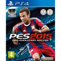 Game Ps4 Pro Evolution Soccer - Pes 2015 - Sony