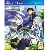 Game Ps4 Sword Art Online: Lost Song - Outras marcas