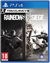 Game rainbow six siege - ps4 - Ubisoft