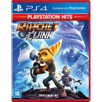 Game Ratchet and Clank Hits - PS4 - Sony