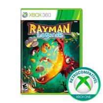Game rayman legends xbox 360 / xone - Ubisoft