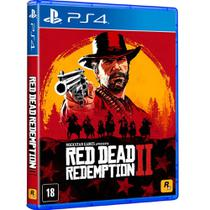 Game - Red Dead Redemption 2 - PS4 - Sony