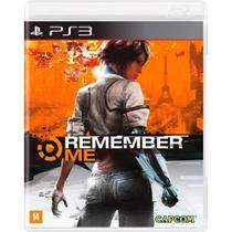 Game Remember Me - PS3 - Playstation