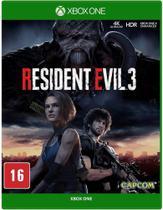 Game Resident Evil 3 Remake para Xbox One - Capcom