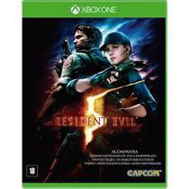 Game resident evil 5 gold - xbox 360 - Capcom