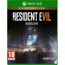 Game resident evil 7 gold edition - xbox one - Capcom