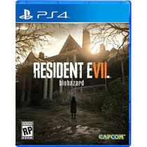 Game Resident Evil 7 - PS4 - Capcom