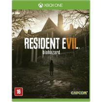 Game Resident Evil 7 - XBOX ONE - Capcom