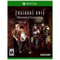 Game Resident Evil Origins Collection - Xbox One - Capcom